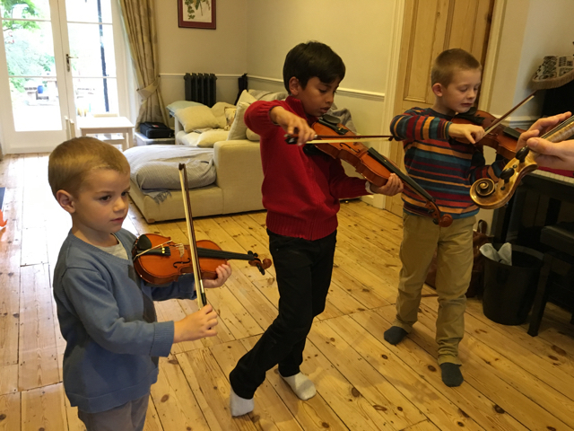 Online Violin Lessons – The Way For You To Learn?