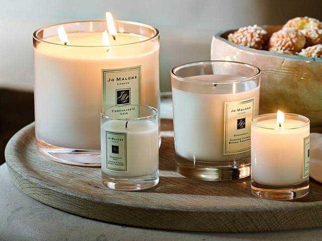 Choose From Different Types Of Candle Wax