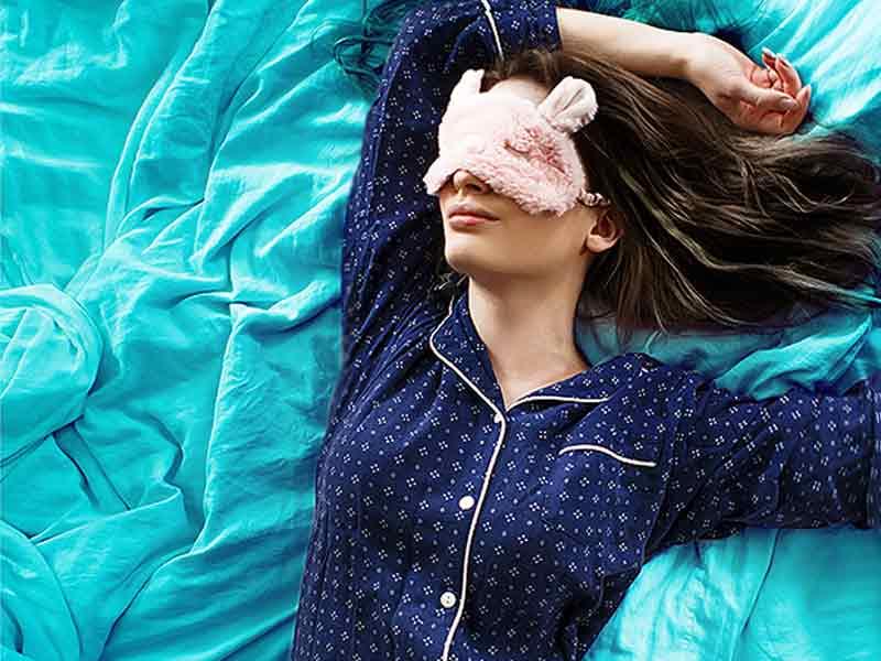 Teenagers Have Weird Sleep Habits